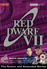 Red Dwarf: Identity Within Poster