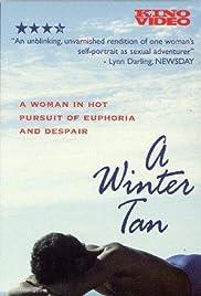 A Winter Tan(1987) Poster - Movie Forum, Cast, Reviews
