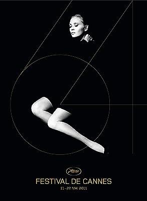 2011坎城影展海報Faye Dunaway