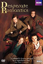 Desperate Romantics Poster - TV Show Forum, Cast, Reviews