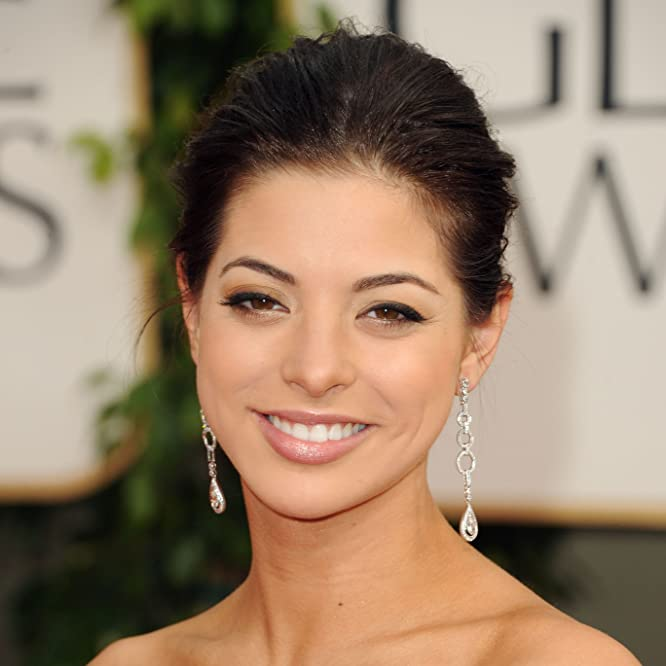 Gia Mantegna at an event for The 68th Annual Golden Globe Awards (2011)