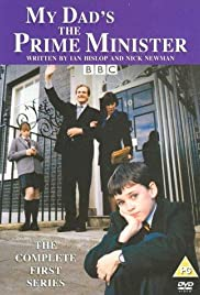 My Dad's the Prime Minister Poster