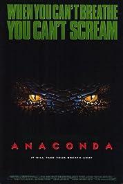 Anaconda poster