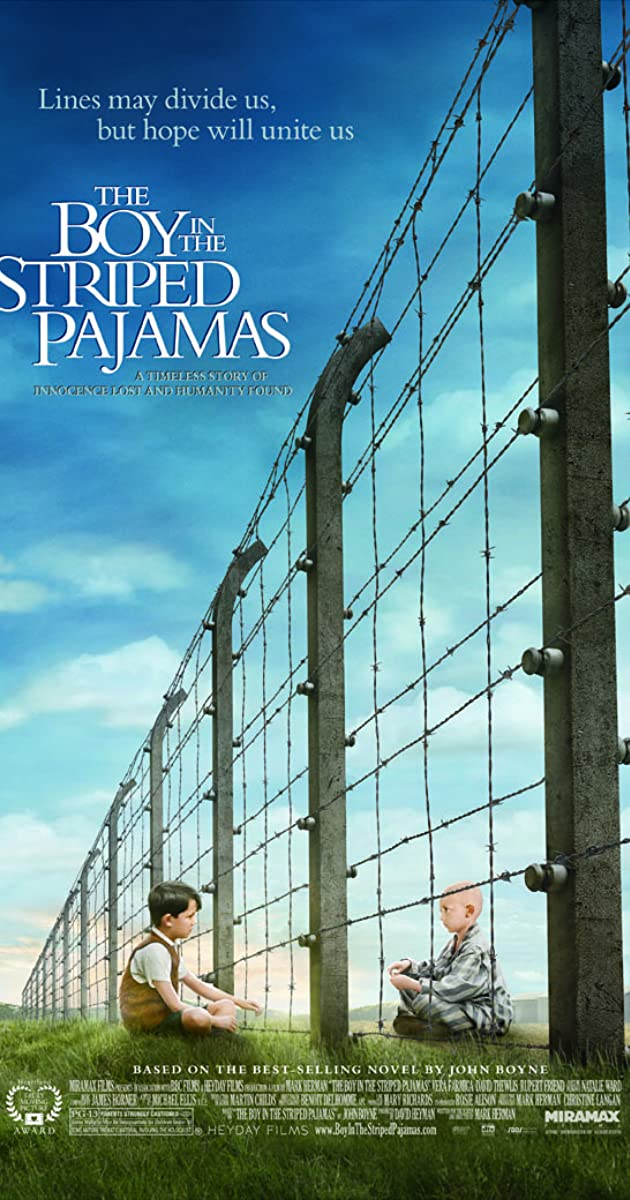 the boy in the striped pajamas imdb
