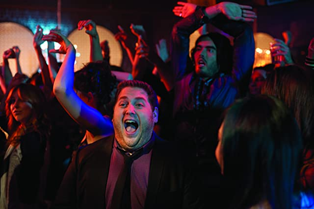 Russell Brand and Jonah Hill in Get Him to the Greek (2010)