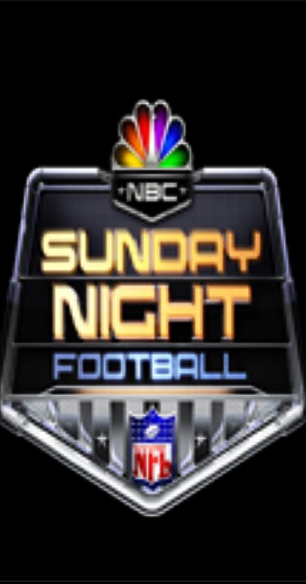 NBC Sunday Night Football (TV Series 2006– ) - IMDb
