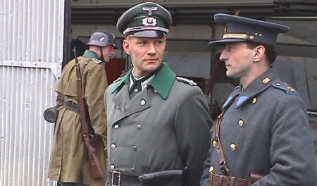 Thure Riefenstein, Ondrej Vetchý in