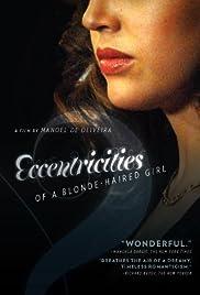 Singularidades de uma Rapariga Loura(2009) Poster - Movie Forum, Cast, Reviews