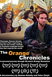The Orange Chronicles Poster