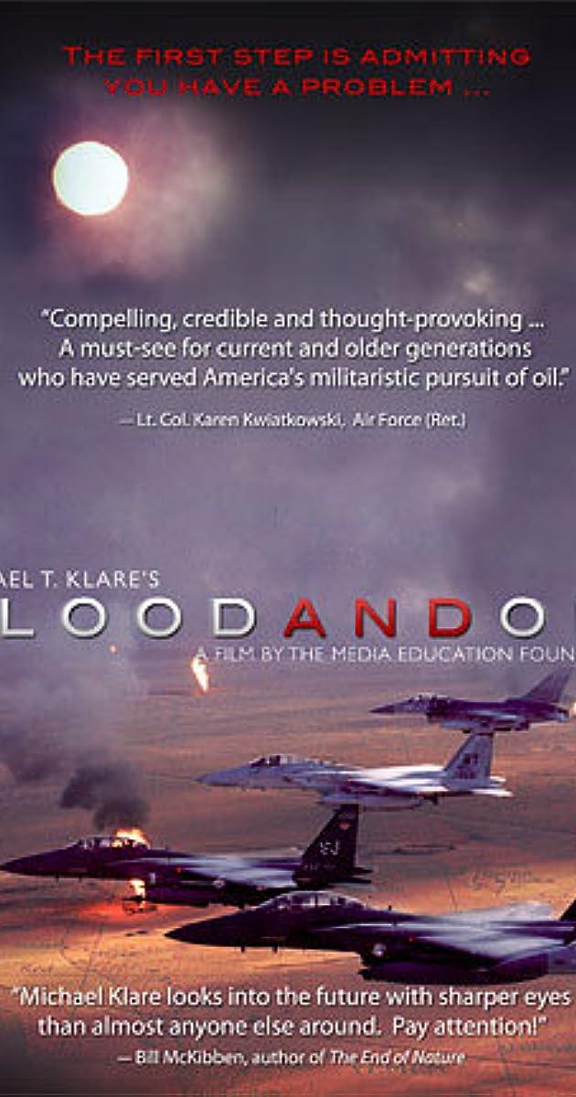 michael klares blood and oil essay