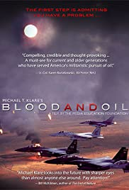 Blood and Oil Poster