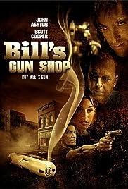 Bill's Gun Shop Poster