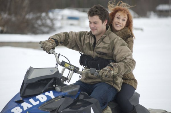 Kathy Griffin and Levi Johnston in Kathy Griffin: My Life on the D-List (2005)