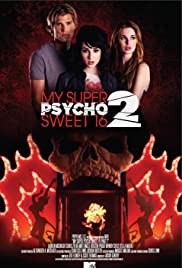 My Super Psycho Sweet 16: Part 2 Poster