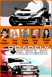 Roadfly TV Poster