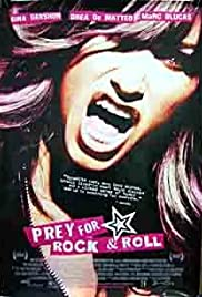 Prey for Rock & Roll Poster