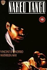 Naked Tango Poster