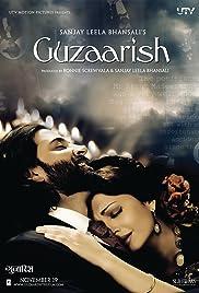 Guzaarish(2010) Poster - Movie Forum, Cast, Reviews