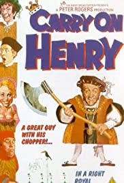Carry on Henry VIII Poster