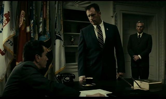 Larkin as HR Haldeman in J. EDGAR