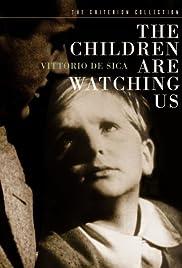 I bambini ci guardano Poster