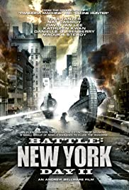 Battle: New York, Day 2 Poster