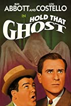 Hold That Ghost (1941) Poster