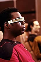 Image of Lt. Commander Geordi La Forge