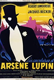 The Adventures of Arsène Lupin Poster
