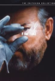 F for Fake Poster