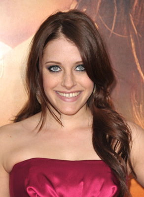 Carly Chaikin at The Last Song (2010)