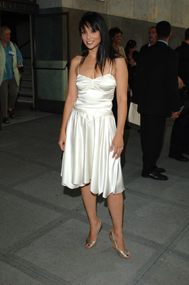 Navi Rawat at an event for Numb3rs (2005)