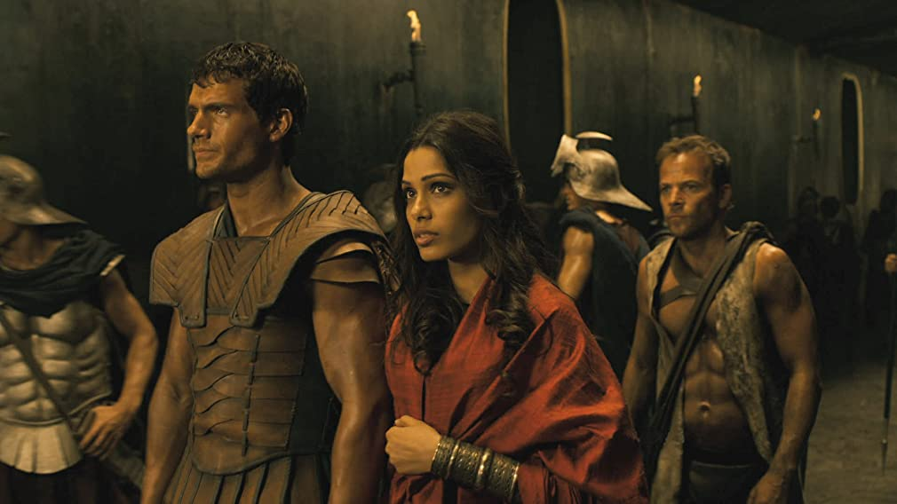 Watch Immortals the full movie online for free