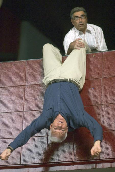 Steve Martin and Eugene Levy in Cheaper by the Dozen 2 (2005)