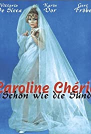 Caroline chérie Poster