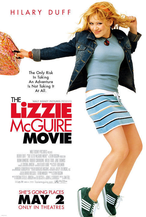Hilary Duff in The Lizzie McGuire Movie (2003)