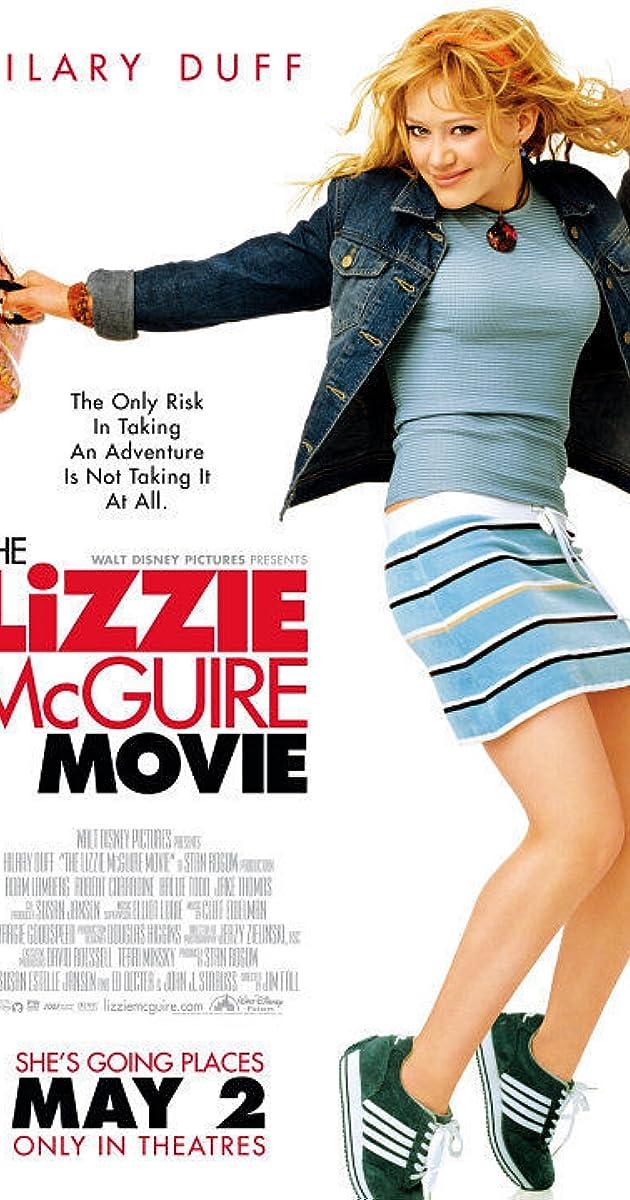 Lizzie Mcguire um Sonho Popstar