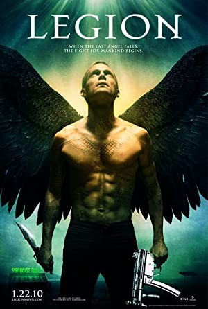 Legion (2010) (Hindi) Download on Vidmate