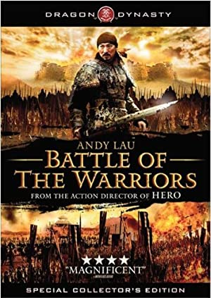 Battle of the Warriors poster