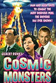 The Cosmic Monster Poster