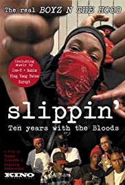Slippin': Ten Years with the Bloods (2005) Poster - Movie Forum, Cast, Reviews