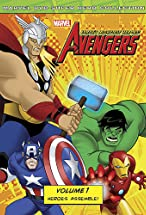 Primary image for The Avengers: Earth's Mightiest Heroes