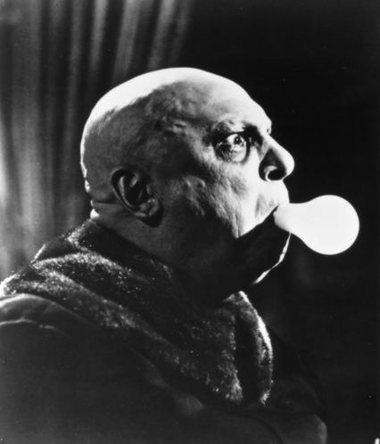 Jackie Coogan in The Addams Family (1964)
