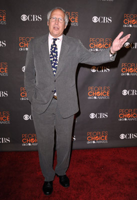 Chevy Chase at an event for The 36th Annual People's Choice Awards (2010)