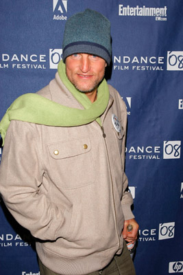 Woody Harrelson at an event for U2 3D (2007)