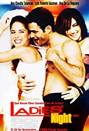 Ladies' Night (2003) Poster - Movie Forum, Cast, Reviews