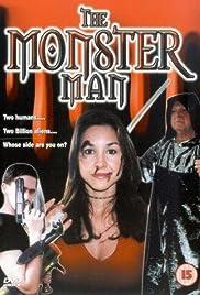 The Monster Man Poster