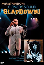 Michael Winslow: Comedy Sound Slapdown! Poster