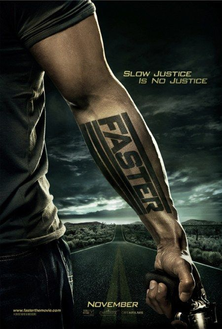 Faster (2010) Hindi Dubbed Movie
