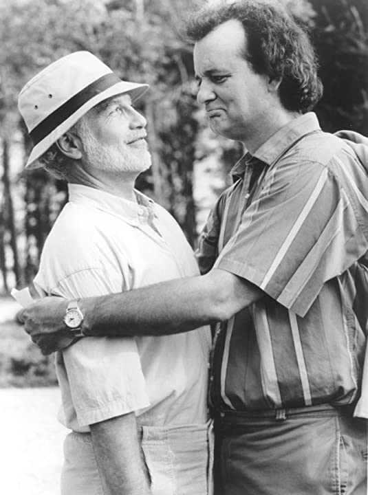 Bill Murray and Richard Dreyfuss in What About Bob? (1991)